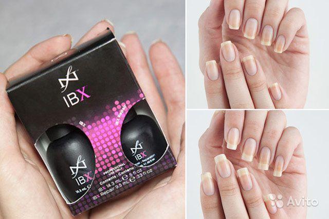 ibx система для ногтей